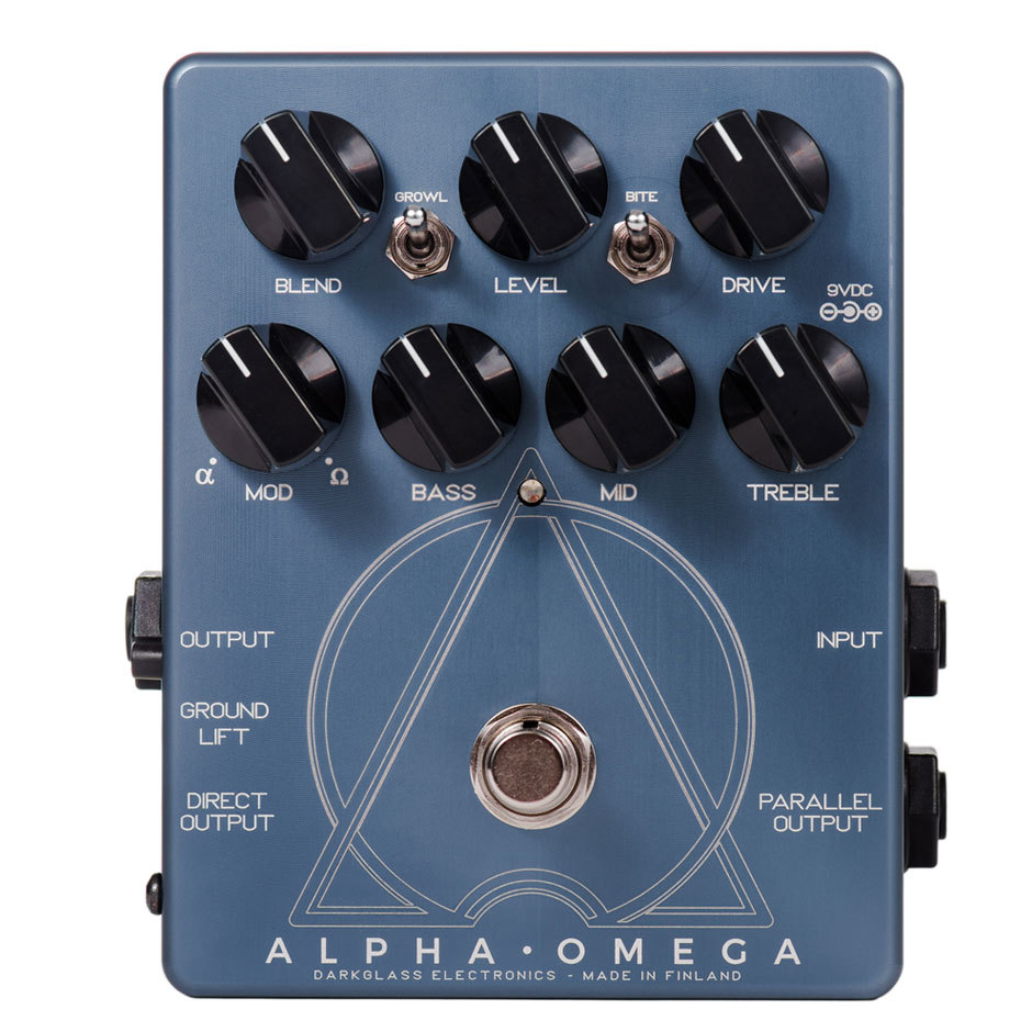 Darkglass Electronics ALPHA · OMEGA
