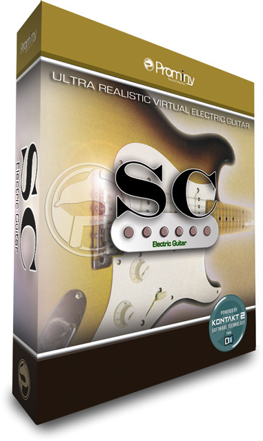 Prominy SC Electric Guitar [once the balance sheet in the KEY year great bargain! All stores being held until 2/28!]