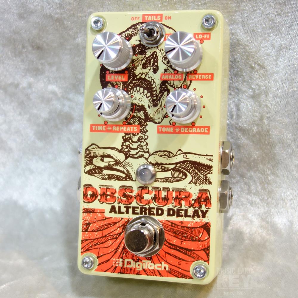 DigiTech Obscura [Dejitekku highest peak delay is bargain basement 66% OFF !! !!]