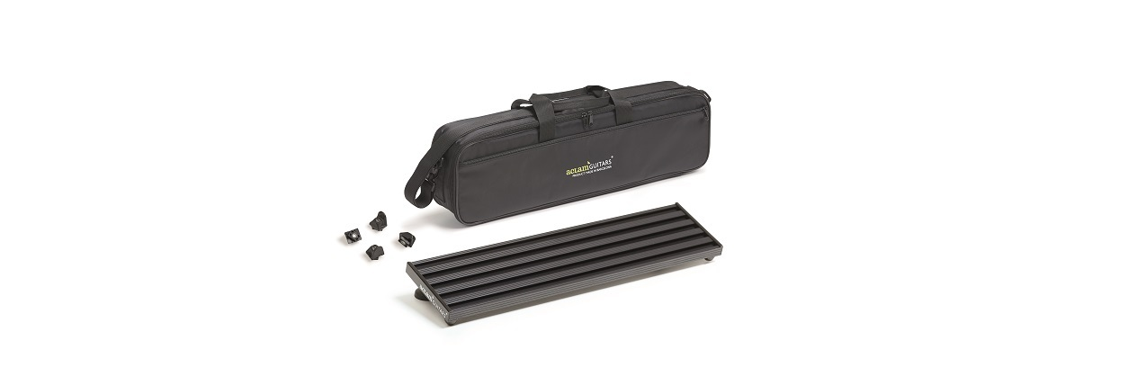 ACLAM GUITARS Smart Track S1 + Softcase S1 [w / UNIVERSAL S] / Velcro unwanted effect board