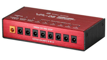 Vital Audio POWER CARRIER VA-08 Mk-II ISOLATED-OUTPUT POWER SUPPLY 【横浜店】