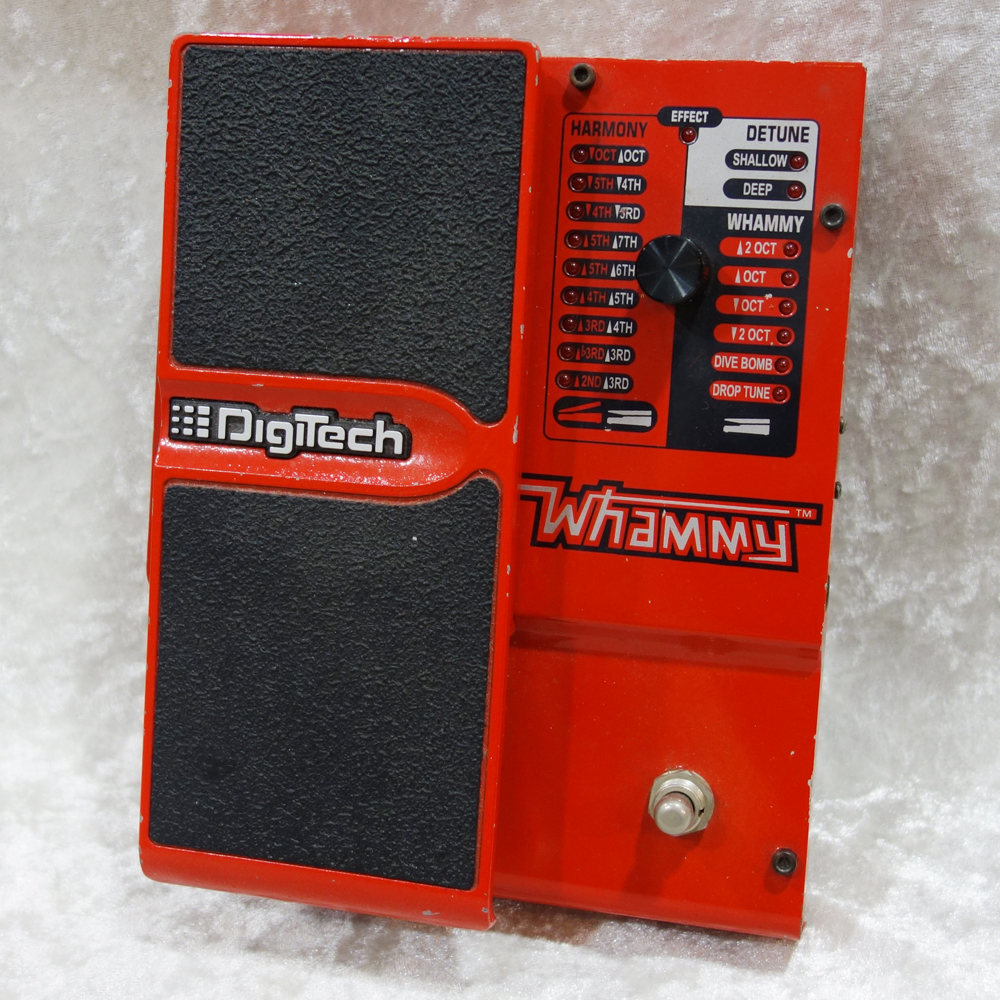 [!! box there !! reprinted model we arrived Pre] DigiTech Whammy 4th -USED-