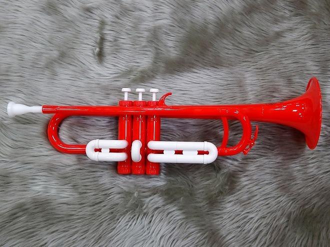 TIGER Tiger trumpet S-II TP-01W R [plastic trumpet] [Hachioji]