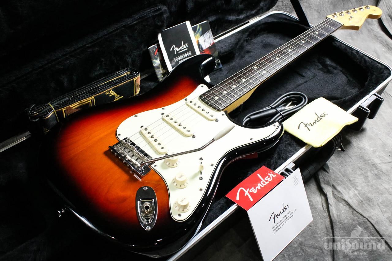 Fender American Standard Stratocaster 2012年製 3CS/R [S/N US12033974]