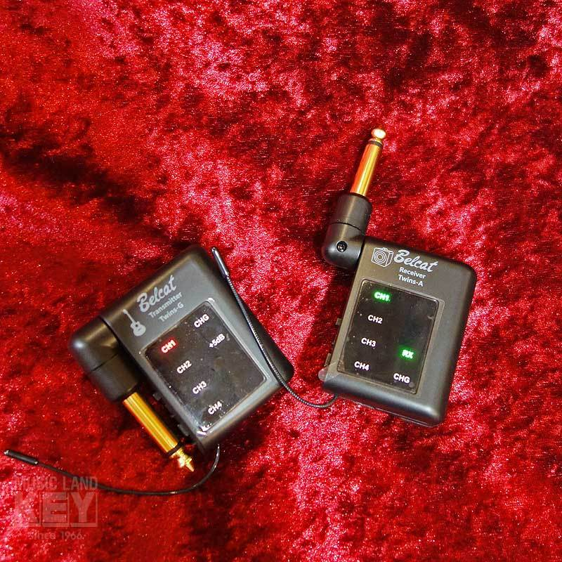 BELCAT TWINS G & A [handy wireless appeared! !! of \\ 2820- pull !! maximum distance 50m than the normal selling price]