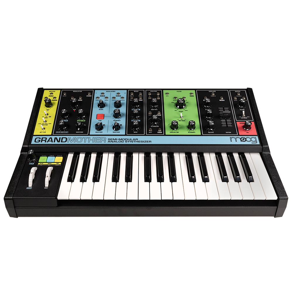 Moog Grandmother [today we have arrived! Possible immediate delivery now!] []