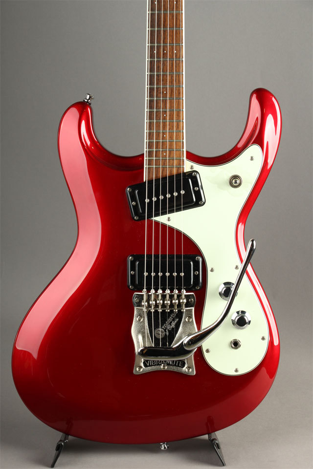 Mosrite Super Custom 65 Metallic Red 2018