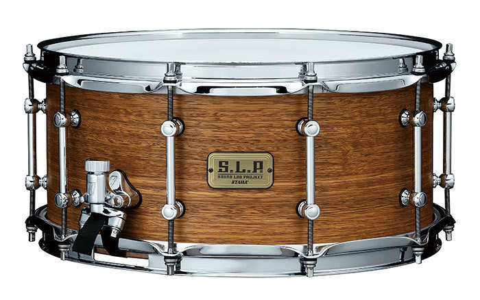 "Tama LSG1465-SNG S.L.P. Snare Drum 14""x6.5"" Bold Spotted Gum"