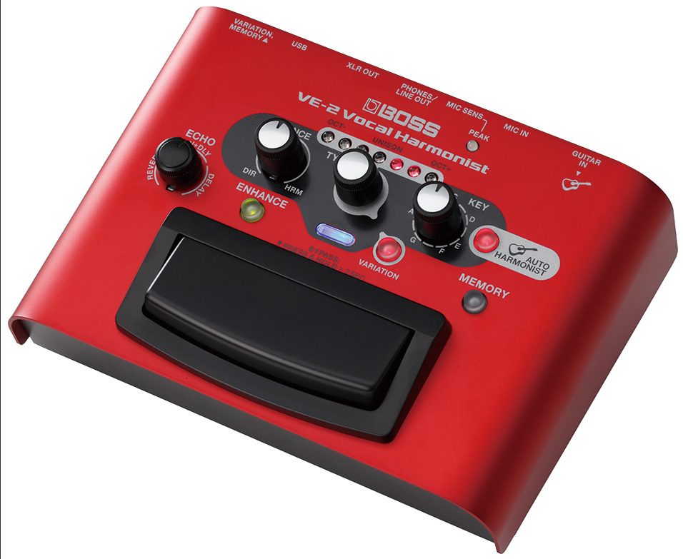 BOSS Vocal Harmonist VE-2 vocal effector [Yokohama]