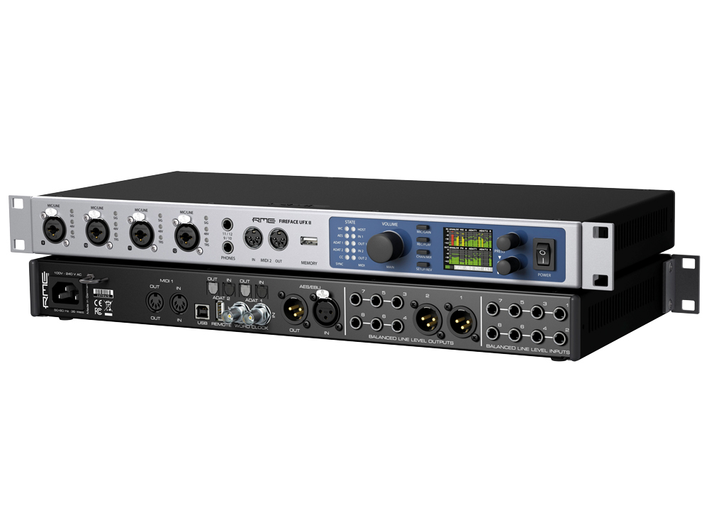 [Possible trial in the shop!] RME Fireface UFX II []