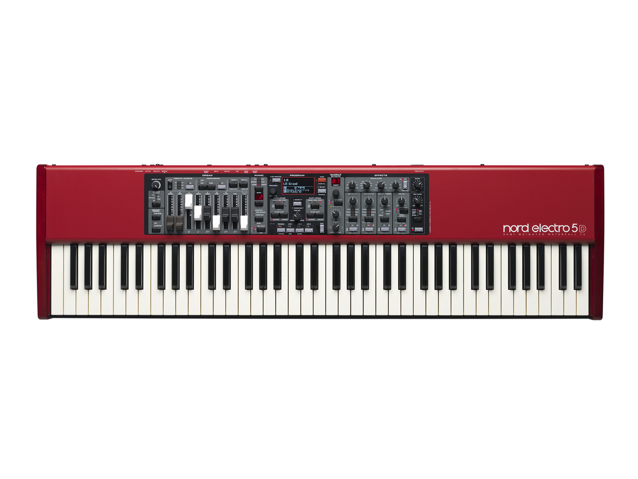 CLAVIA Nord Electro 5D SW73 [box damage goods travel, as long as your order in May, genuine case gift!]