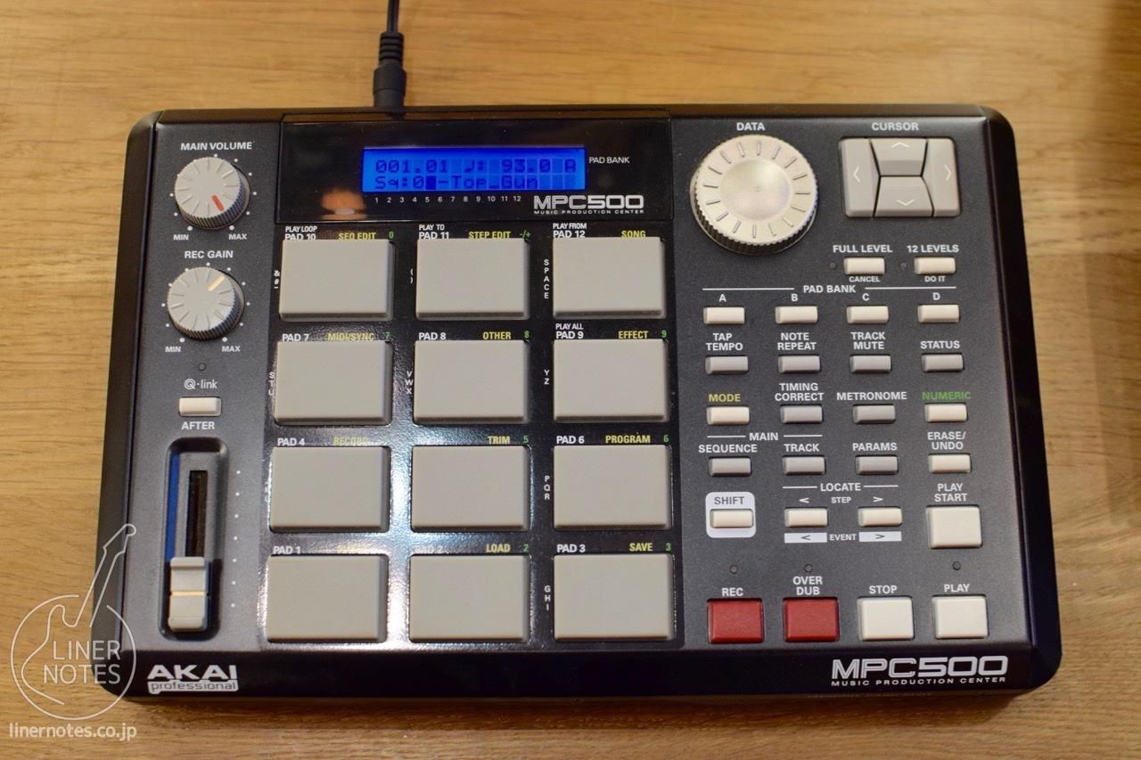 AKAI MPC500 / 16MB