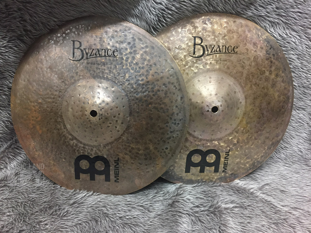 "Meinl B14DAH Byzance Dark Hihats 14 ""[Financial bargain outright sales discount! Half price! 50% OFF!]"