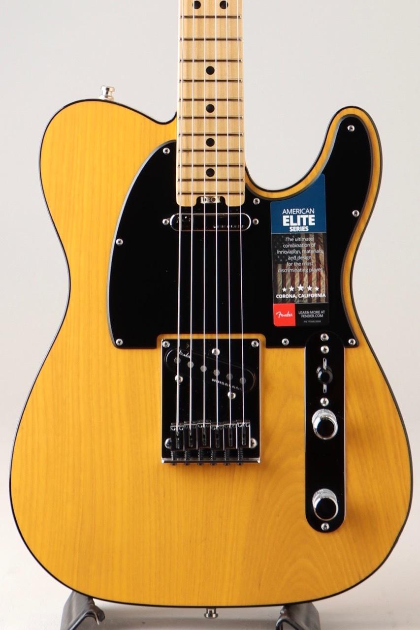 Fender American Elite Telecaster Natural 2016