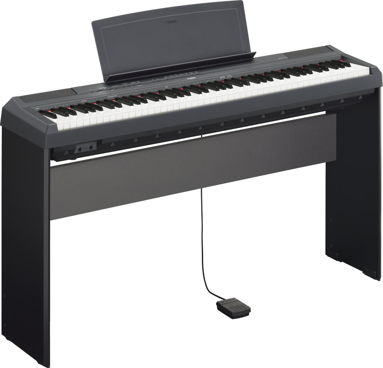 YAMAHA P Series P-115B / WH + Stand [WH in the storefront display] [shipping service]