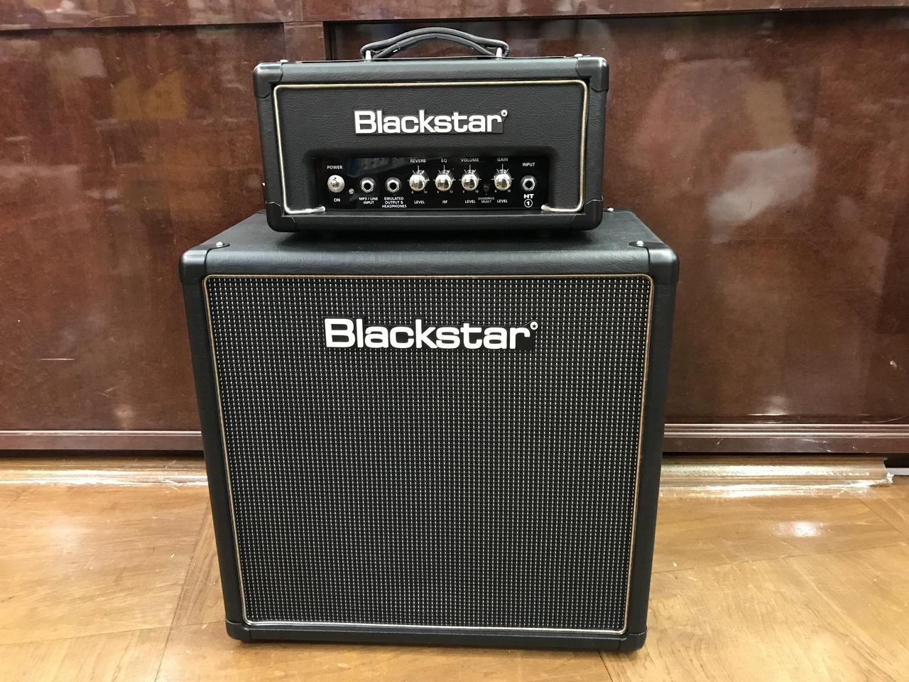 Blackstar HT-1RH + HT-112 【アウトレット特価】【生産完了モデル】