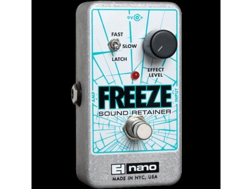 Electro-Harmonix Freeze Sound Retainer [one obtained a long sustain by simply stepping on!] [(Excluding islands)]