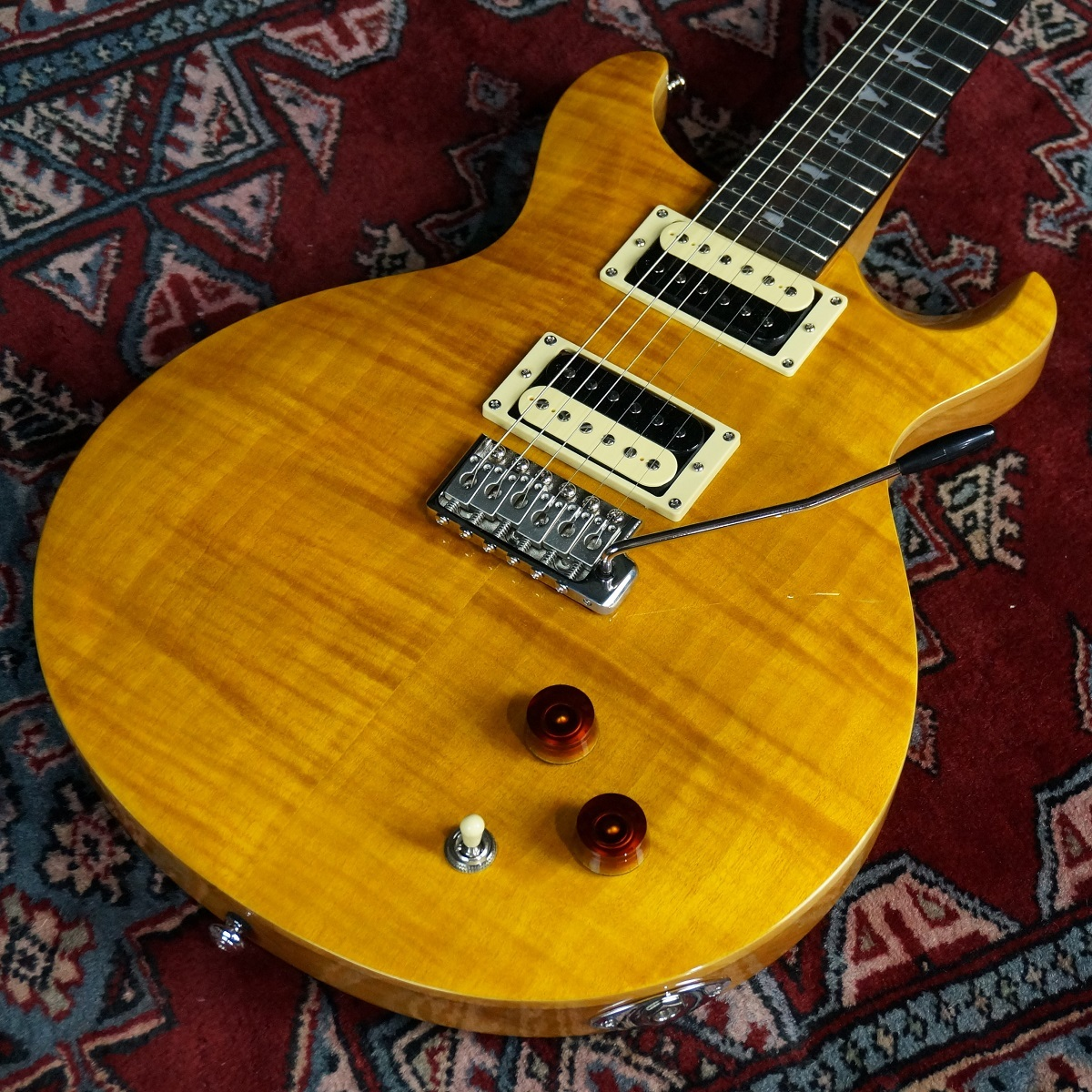 Paul Reed Smith (PRS) [large release !! PRS strap gifts &! In our carefully selected goods !! 40% OFF of the Super Special] SE Santana N / SA