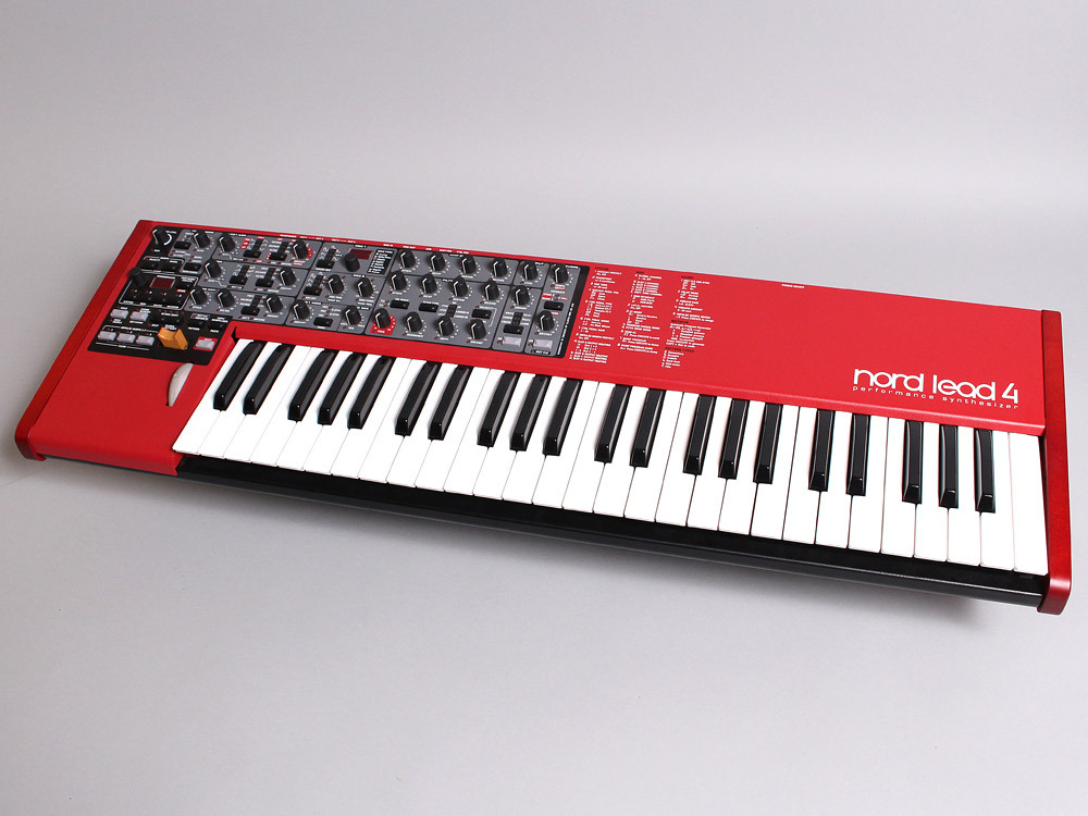 Nord Nord Lead 4 [over-the-counter exhibit Sale & genuine case included!]