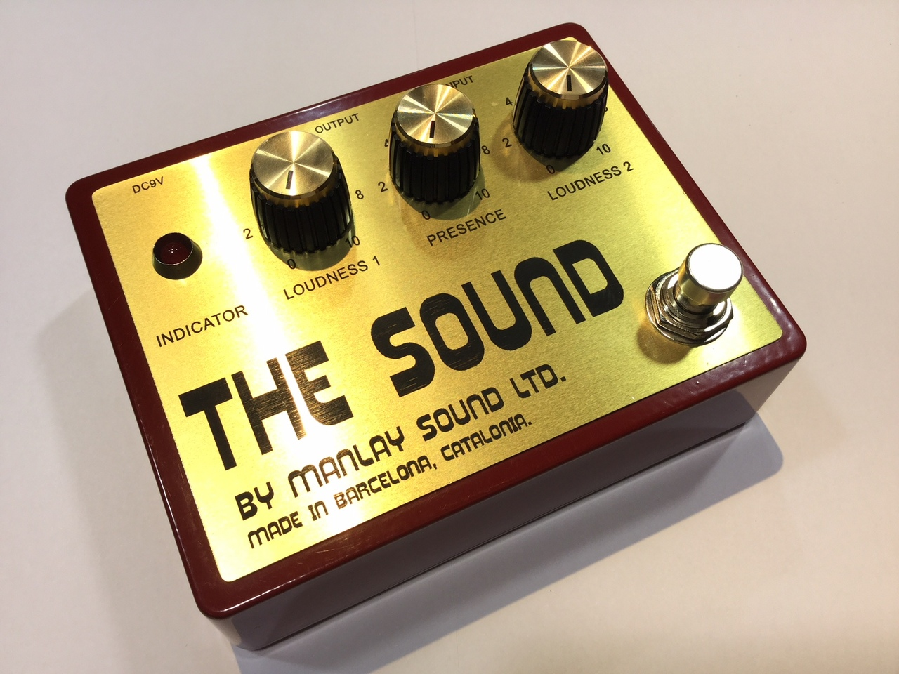 Manlay Sound The Sound Classic Overdrive