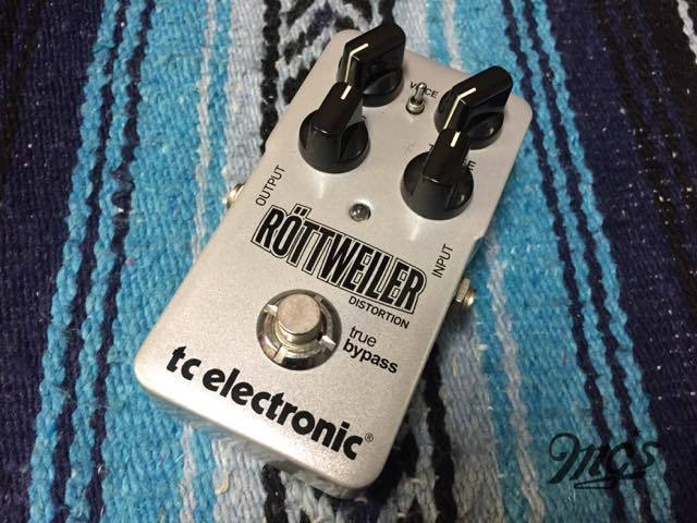 tc electronic ROTTWEILER Distotion