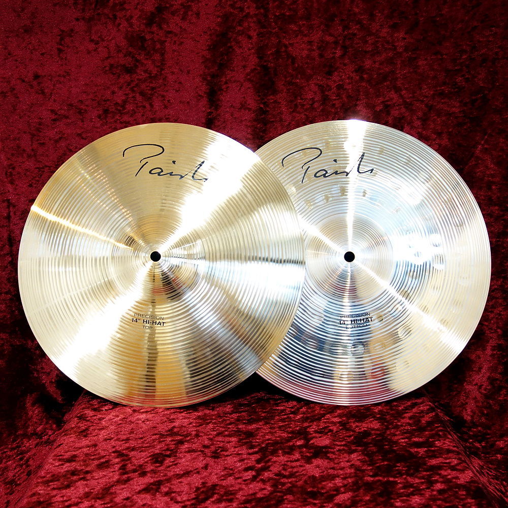 "PAiSTe Signature Precision HiHat14 ""[1 limited edition large special !! 50% OFF !!!!]"