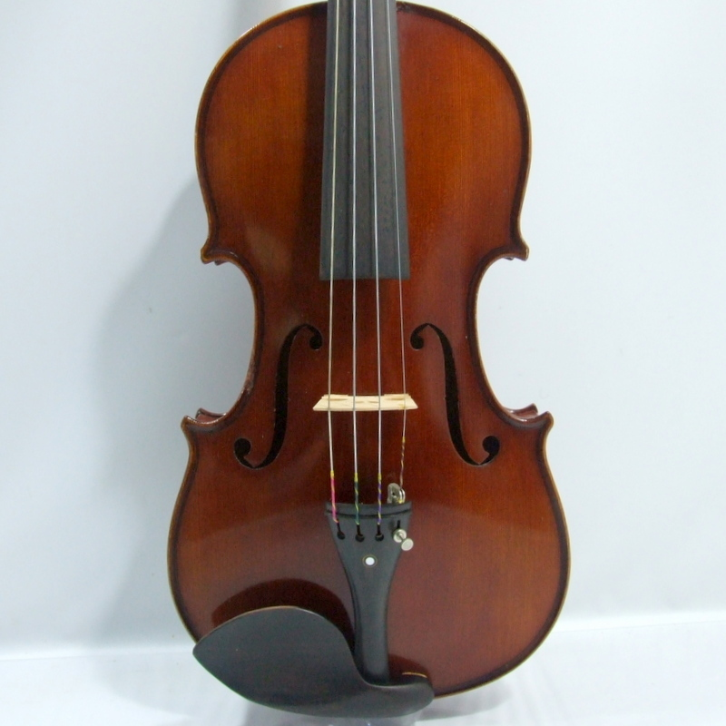Franz Sandner German-made violin 4/4 Franz Sandler Super Light case