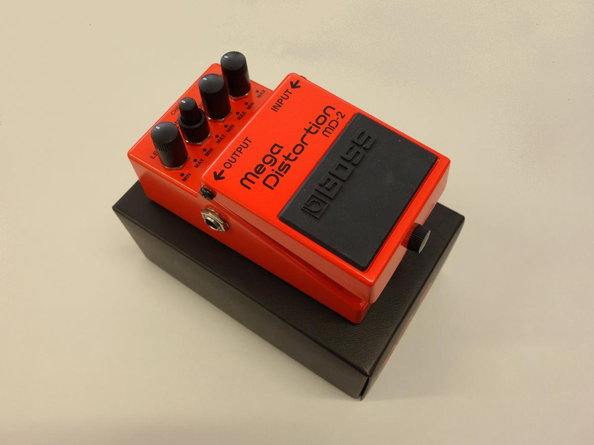 BOSS MD-2 Mega Distortion [Rockin 'the end of the year big thank Sale 2017]