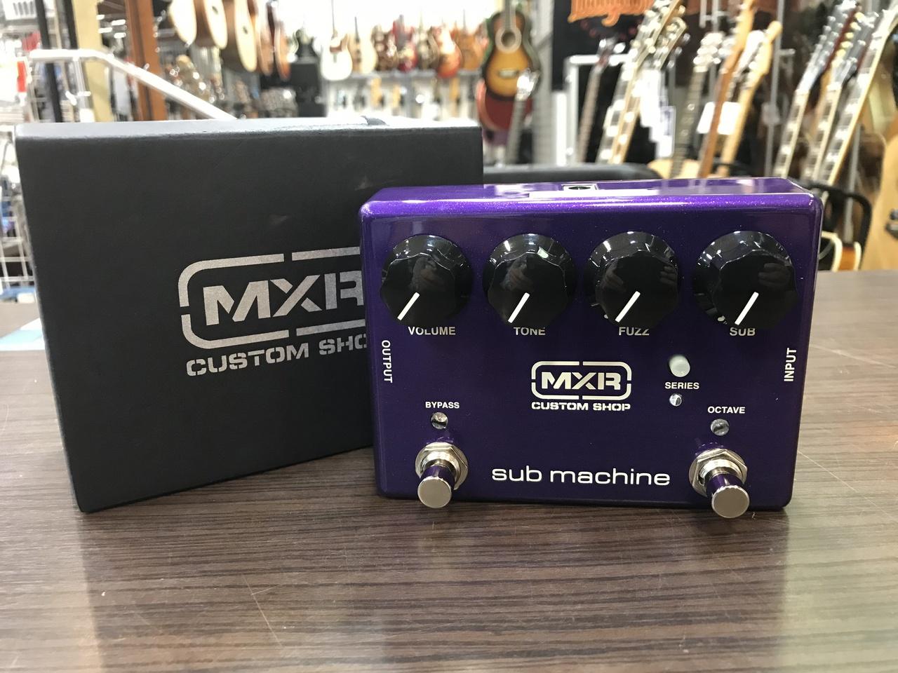 MXR Custom Shop CSP210 Sub Machine 【アウトレット特価】【ベース向けファズ】