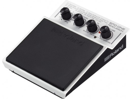 Roland SPD :: ONE PERCUSSION + adapter (PSA-100) [once the balance sheet in the KEY year great bargain! All stores being held until 2/28!]
