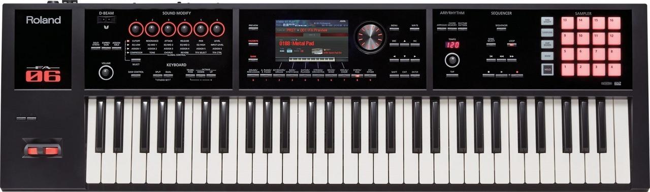 Roland FA-06 [genuine case gift!]