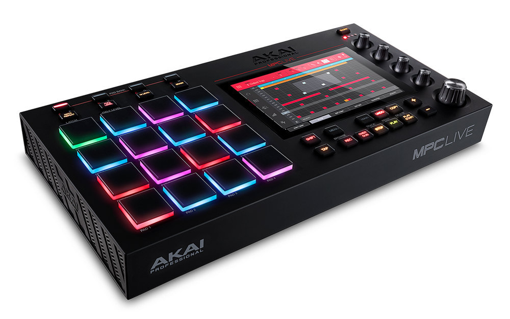AKAI MPC Live 2018/1/18 stock