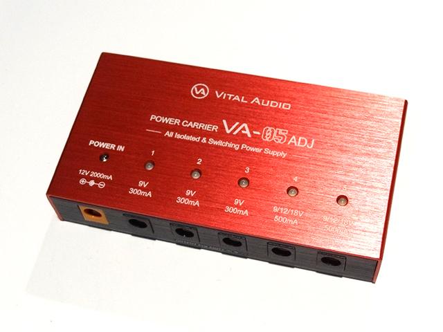 Vital Audio POWER CARRIER VA-05 ADJ