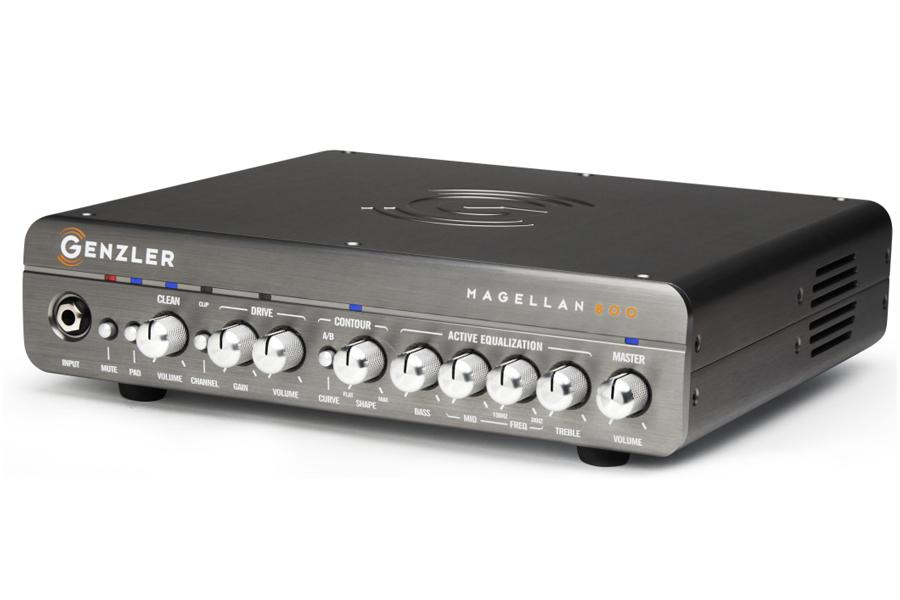 GENZLER MAGELLAN 800-based head amplifier [over-the-counter exhibition outlets] [Yokohama]