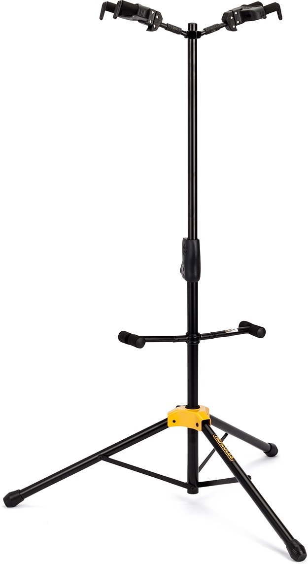 HERCULES GS422B Outlet Specials] [guitar stand] [double feature]