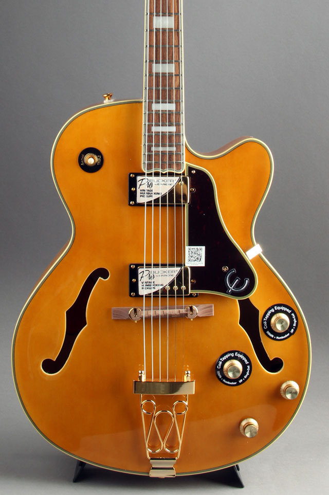 Epiphone Joe Pass Emperor II Pro VN: Shopping for japanese item