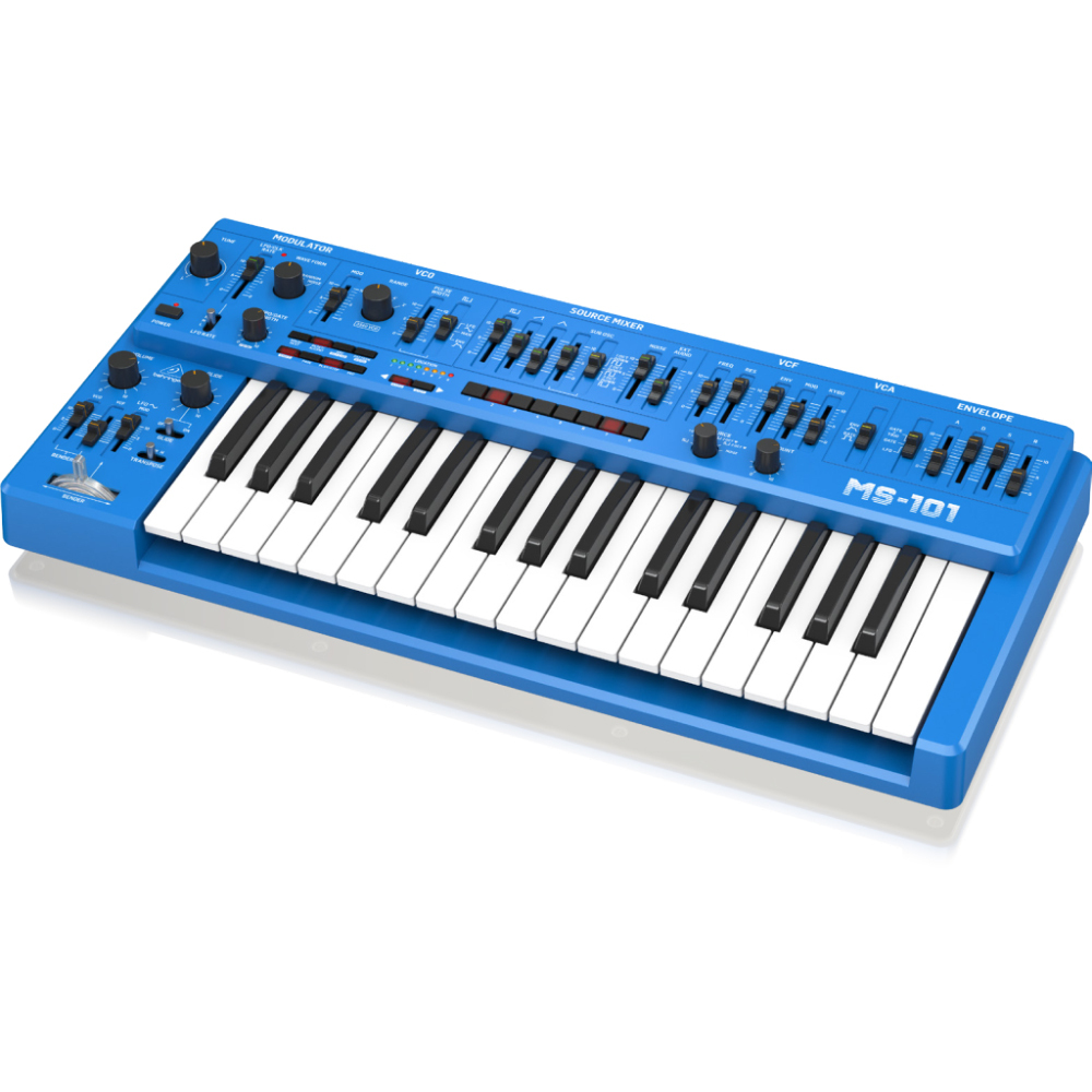 BEHRINGER MS-101-BU (blue) [7/31 (water) will be released! Initial stock-minute booking being accepted!] []