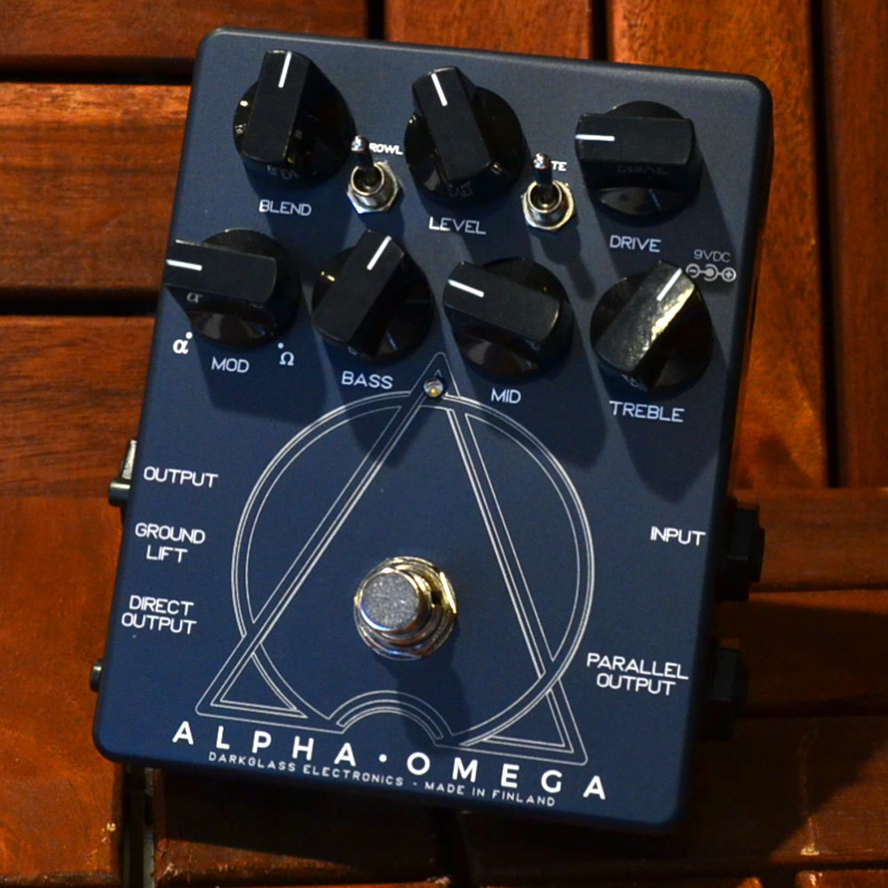 Darkglass Electronics Alpha Omega [- possible instant delivery]