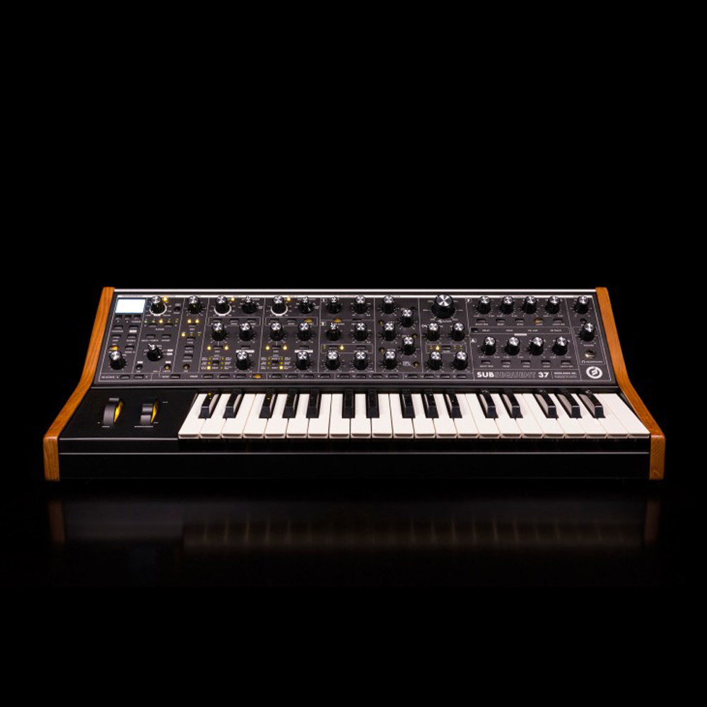 Moog Subsequent37 [July 28 released! Reservation in accepting!] []