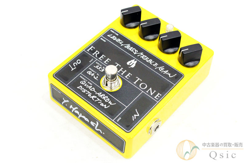 Free The Tone QUAD ARROW QA-2 [TE729]
