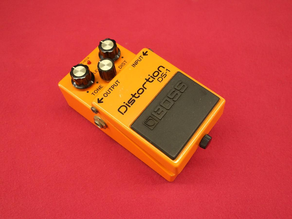 BOSS DS-1 Distortion 1987 Made In Japan [Rockin 'the end of the year big thank Sale 2017]