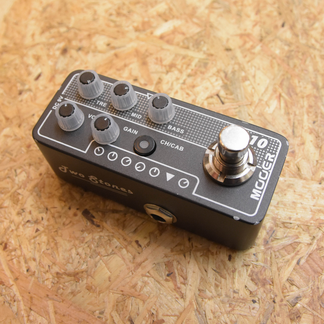 MOOER MICRO PREAMP 010