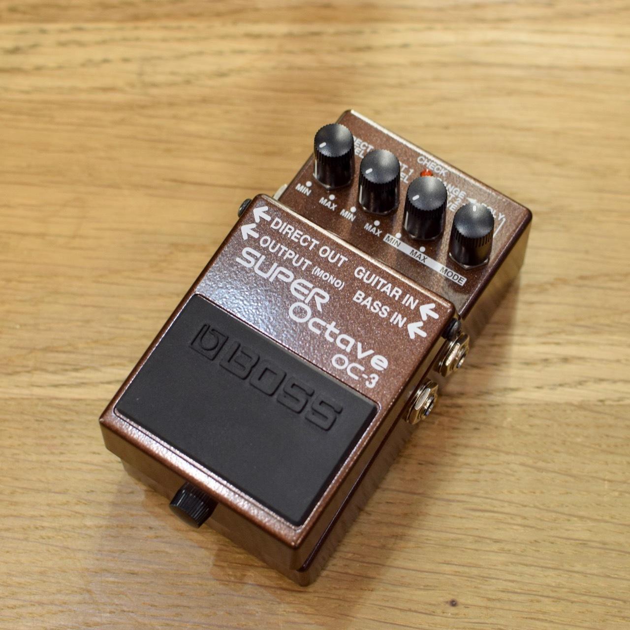 BOSS OC-3超級八度