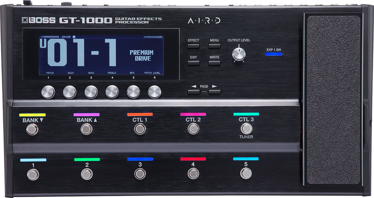 BOSS GT-1000 Guitar Effects Processor [You can instant delivery unopened article!]