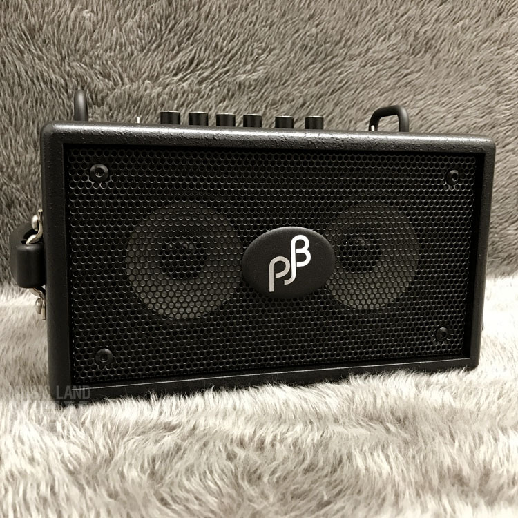 Phil Jones Bass Double Four [Good tone !! can not imagine from the size] Black exhibition replacement special price!