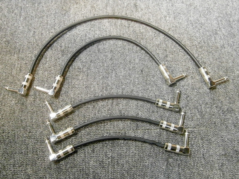 MOGAMI 2524 patch cable 5-piece set ☆ 20cm x 3,30cm x 1,50cm x 1