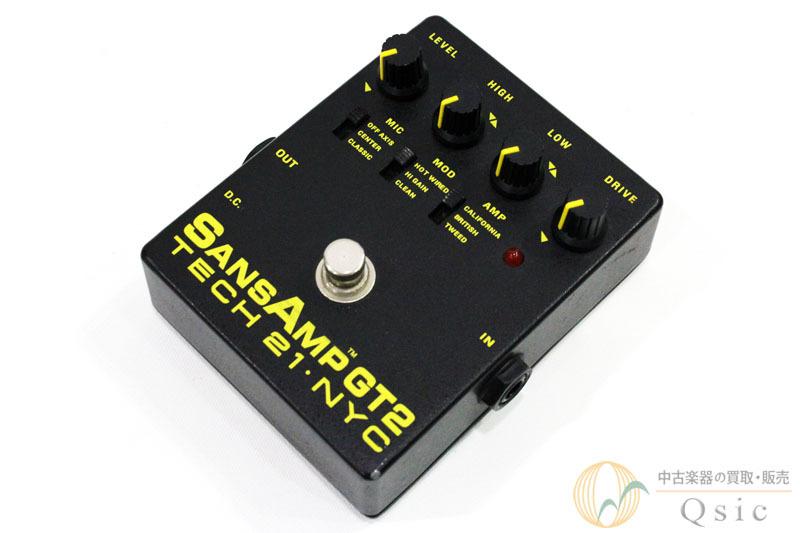 Tech 21 SANSAMP GT2 [VF092]
