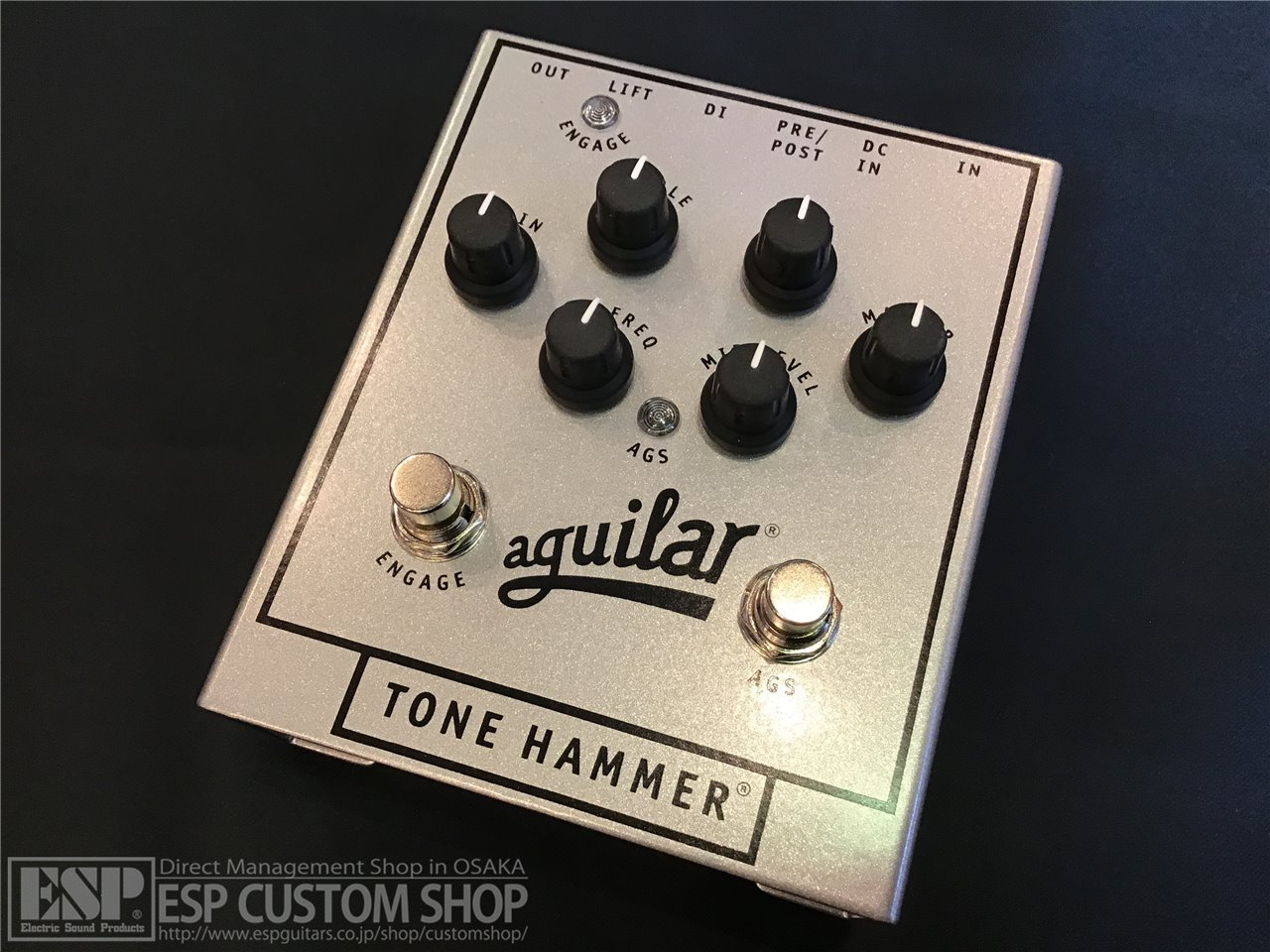aguilar TONE HAMMER(SILVER ANNIVERSARY EDITION)