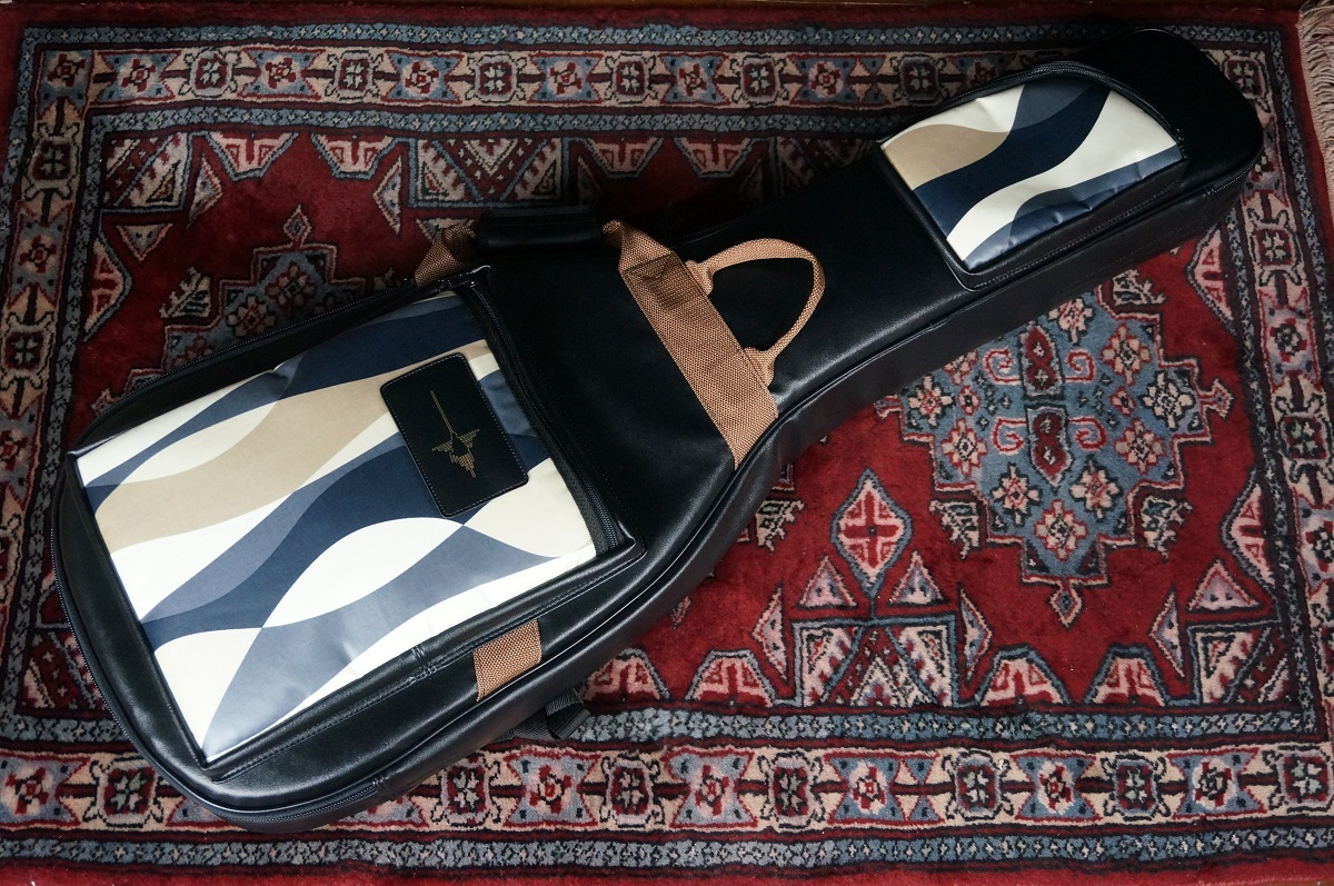 NAZCA Special Custom Case for EG [concern of the guitar only'm not case also !! special manufacture custom case!]