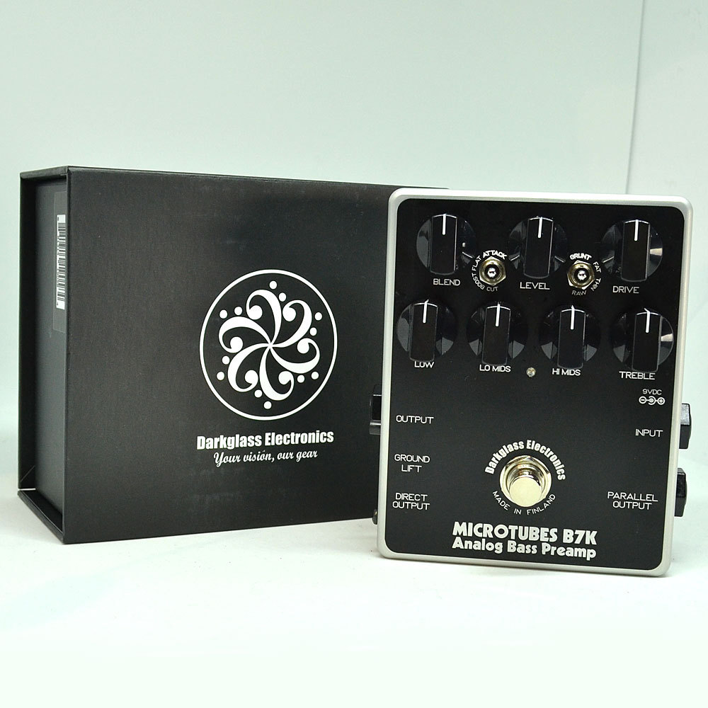 Darkglass Electronics Microtubes B7K【送料無料】<下取がお得!>